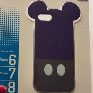 Disney Parks iPhone Potion Purple Mickey Case